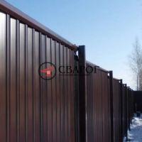 """Забор модульный Grant-Line """"Стандарт"""" высота 2 метра фото 1"""