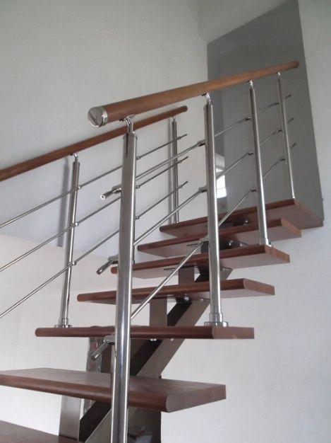 Лестница на монокосоуре Г-образная (2) фото 2