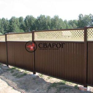 "Забор Grant-Line ""Премиум плюс"", высота 2 метра фото 2"