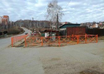 Готовые сварные заборы в Иркутске