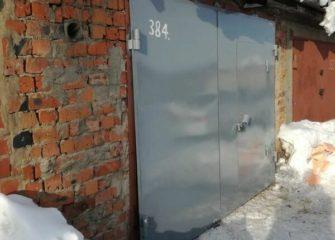 Монтаж гаражных ворот в Иркутске