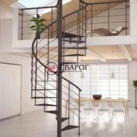 Винтовая лестница - 1