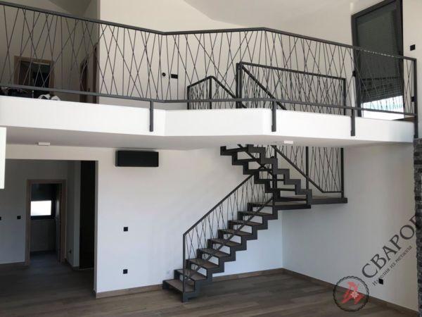 Лестница Рига фото 5