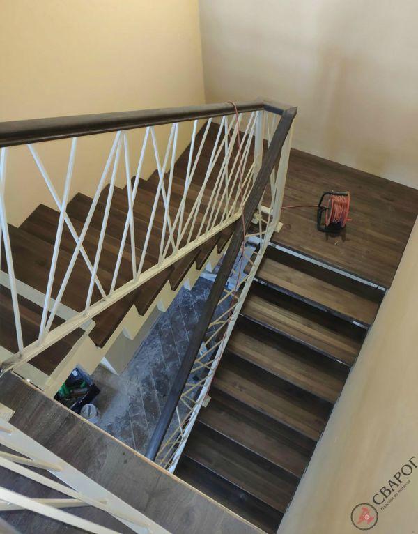 Лестница Касерес фото 7