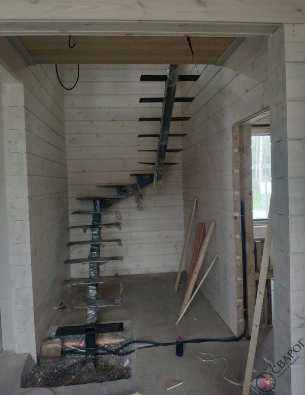 Лестница Нюрнберг фото 2