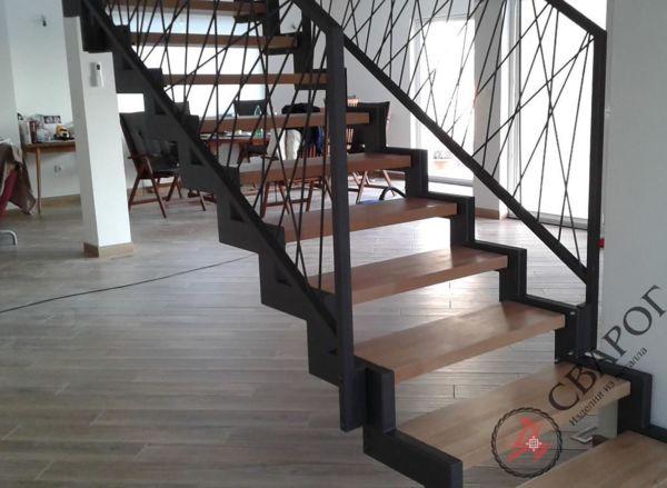 Лестница Рига фото 3