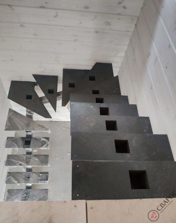 Лестница Нюрнберг фото 3