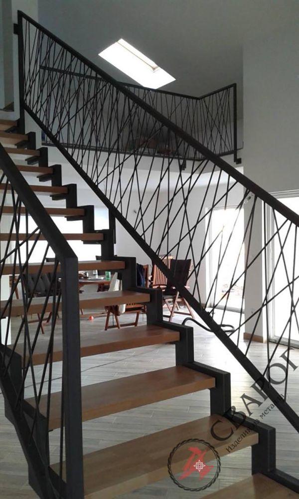 Лестница Рига фото 2