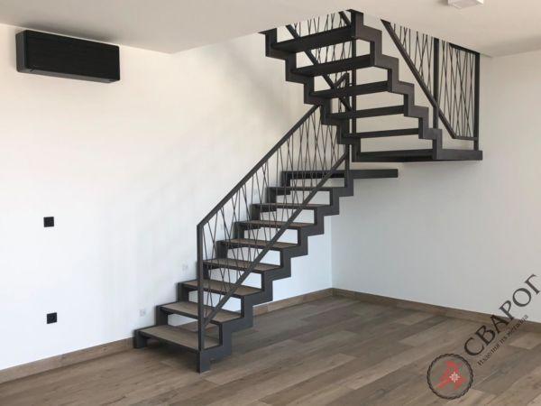 Лестница Рига фото 9