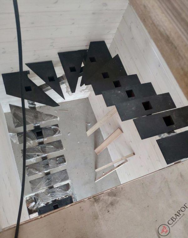 Лестница Нюрнберг фото 4